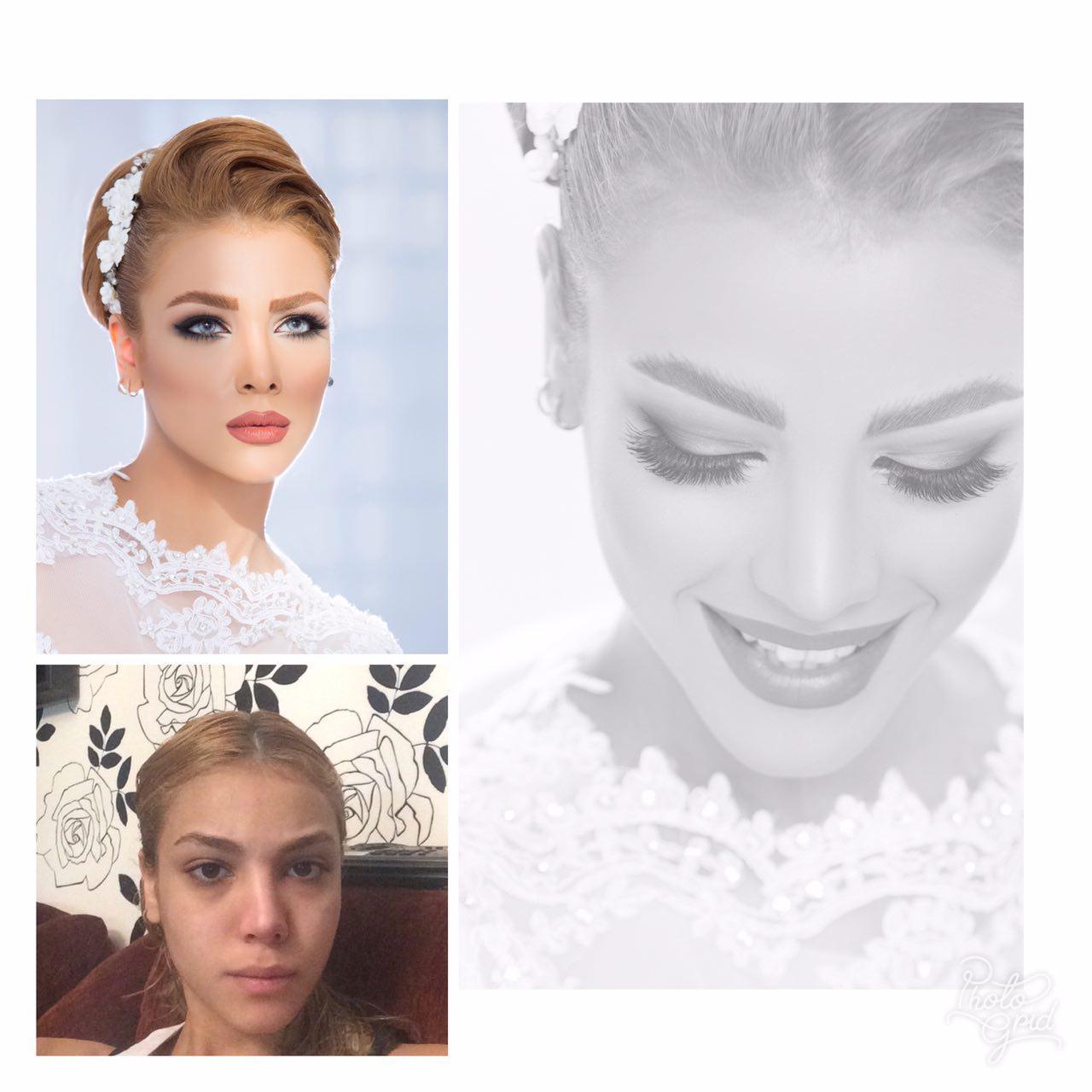 سالن آرایش سالومه | عروس لاکچری سالومه