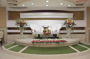 تالار پذیرایی پردیسان   جایگاه عروس داماد
