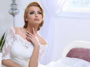 سالن آرایش سالومه | شینیون روز عروسی