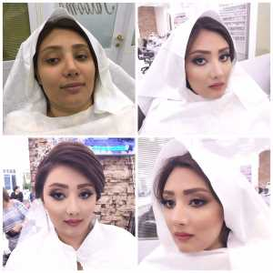 سالن آرایش سالومه | چهره های عروس سالومه