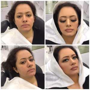 سالن آرایش سالومه | سبک آرایش خاص عروس