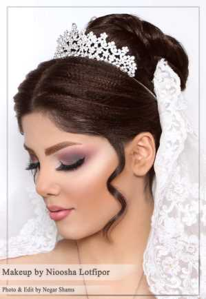سالن عروس سمیلار | میکاپ لایت عروس