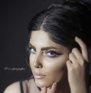 سالن عروس سمیلار | آرایش لایت عروس