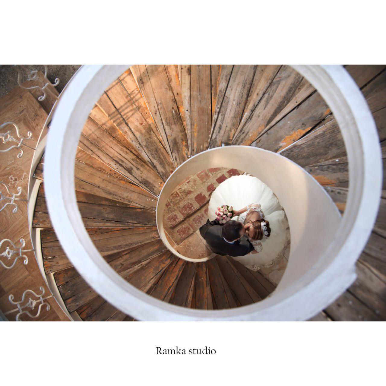 آتلیه عکس و فیلم رامکا | عروس داماد