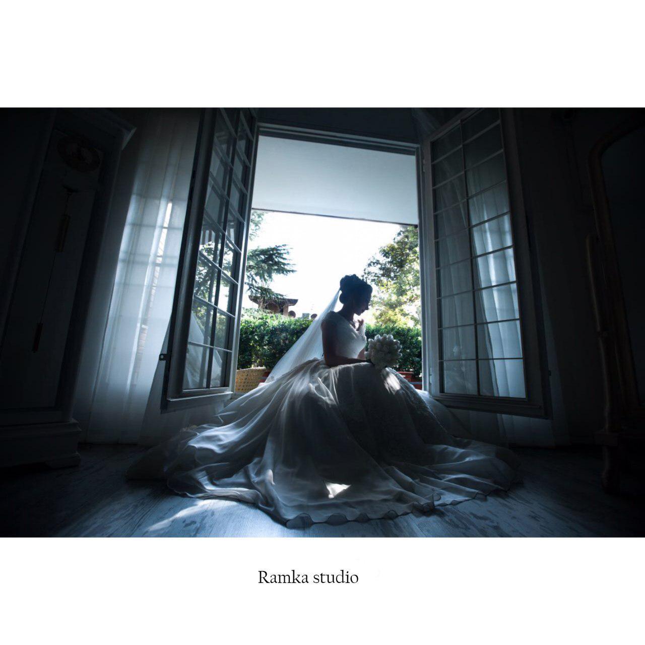 آتلیه عکس و فیلم رامکا | عروس