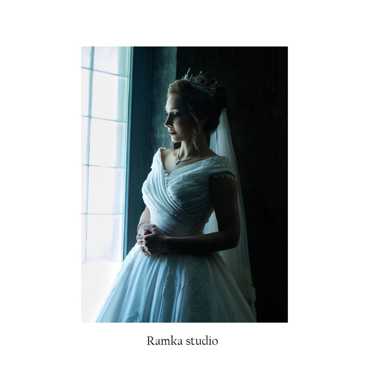 آتلیه عکس و فیلم رامکا | مدل عکس عروس