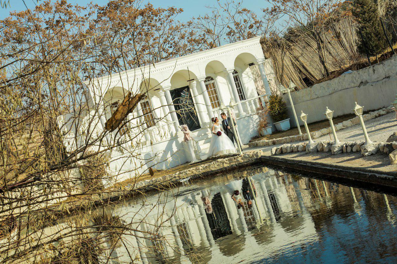 آتلیه عکس و فیلم مهتا | عمارت عروسی