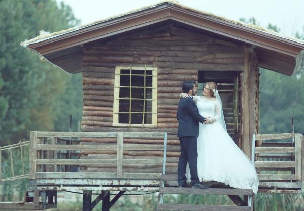 آتلیه عکس و فیلم مهتا | کلبه عروسی