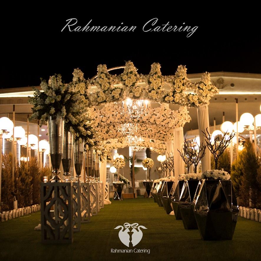 تشریفات رحمانیان   ورودی عروسی