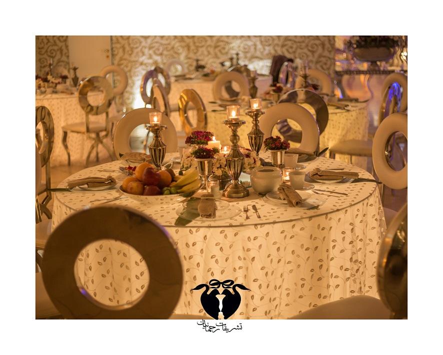 تشریفات رحمانیان   سالن عروسی