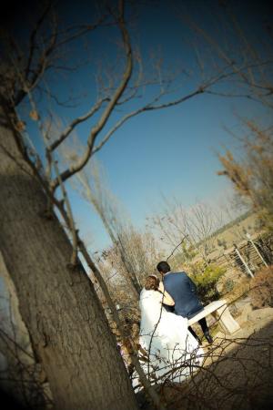 آتلیه عکس و فیلم مهتا | عاشقانه عروسی