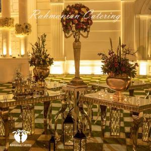 تشریفات رحمانیان   میز عروسی