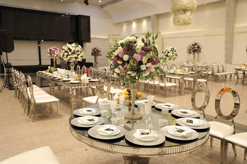 تشریفات ژوان | سالن عروسی