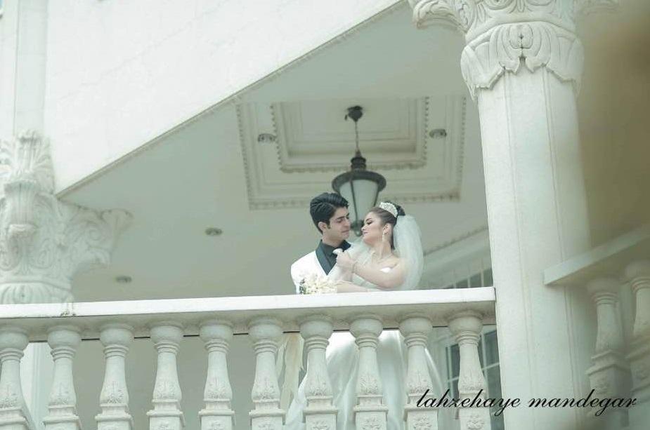 آتلیه لحظه های ماندگار   عکس آتلیه عروسی
