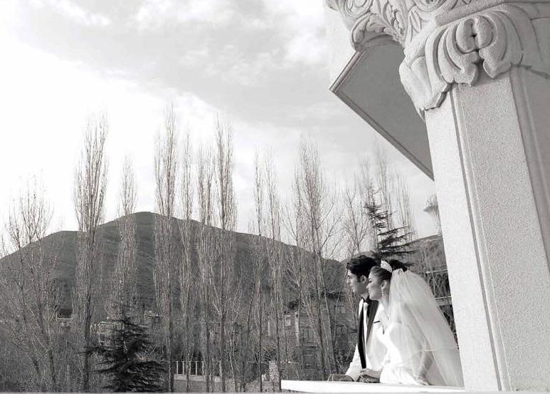 آتلیه لحظه های ماندگار   عکاسی عروسی