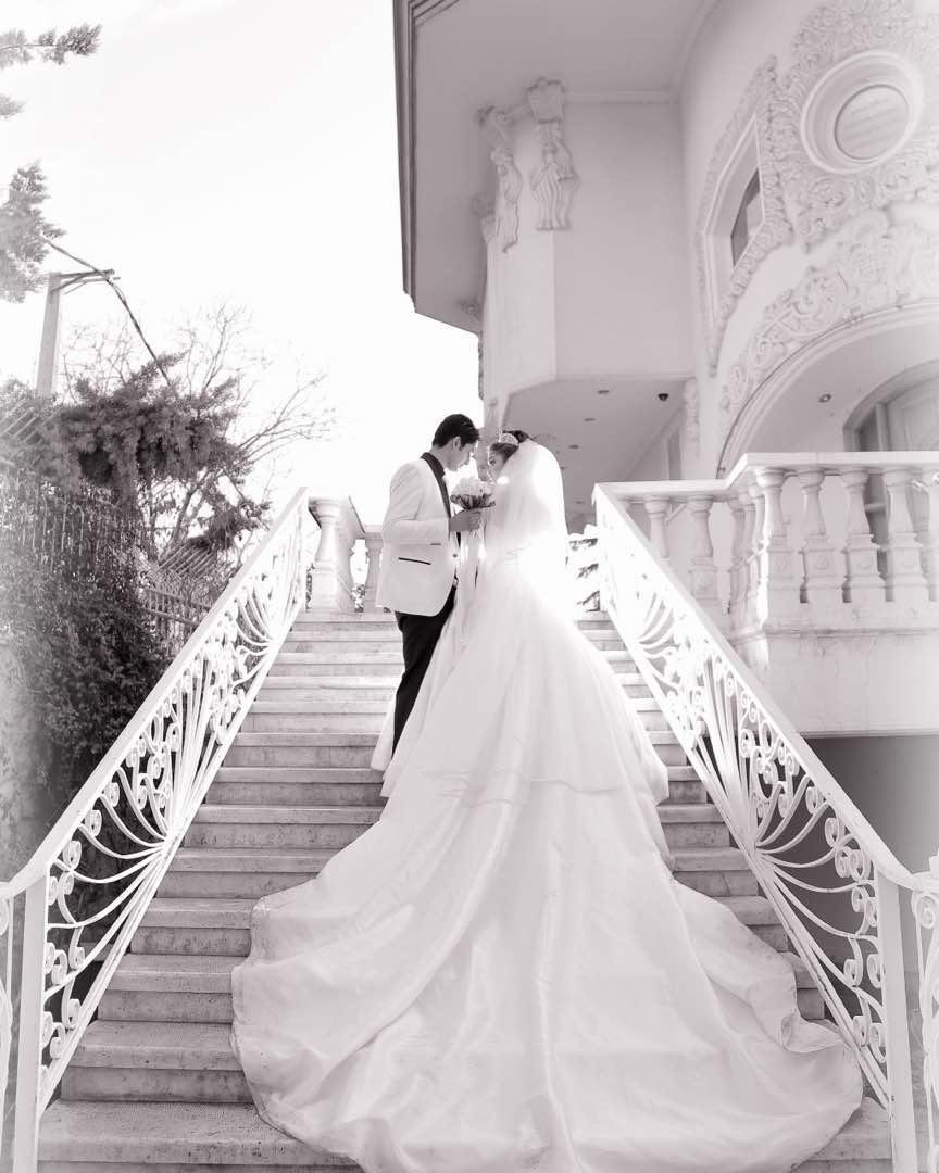 آتلیه لحظه های ماندگار   عکس عمارت عروسی