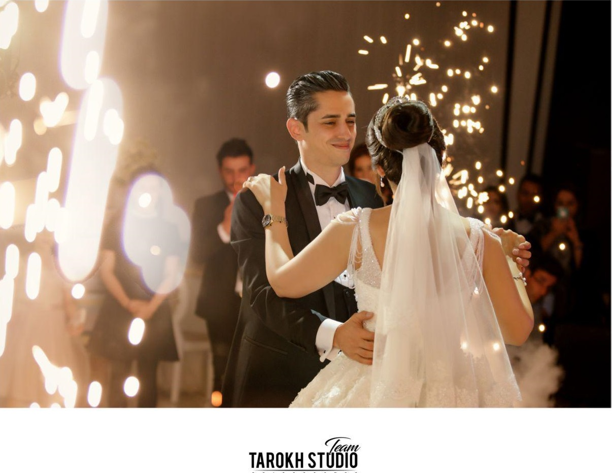 آتلیه عکس و فیلم تارخ   عکس عروس و داماد