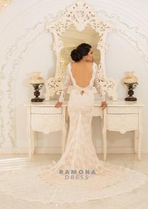 مزون رامونا (تاج محل سابق) | مزون لباس نامزدی