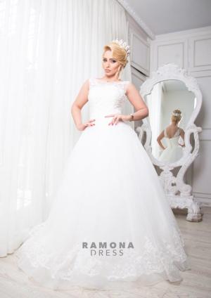 مزون رامونا (تاج محل سابق) | مزون لباس عروس حرفه ای