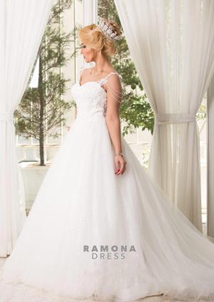 مزون رامونا (تاج محل سابق) | تاج و تور عروسی