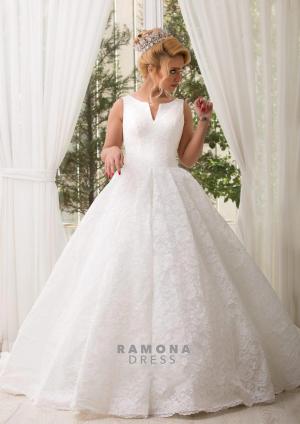 مزون رامونا (تاج محل سابق) | لباس عروس اروپایی