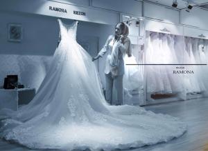 مزون رامونا (تاج محل سابق) | مزون لباس عروس ویژه
