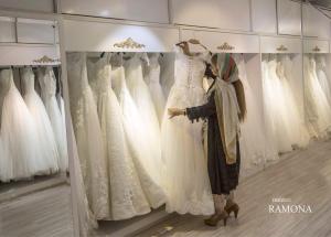 مزون رامونا (تاج محل سابق) | لباس عروس شرق تهران